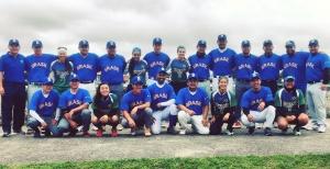 Seleção de softbol masculino e feminino