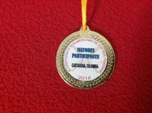 Medalha Sul-americano