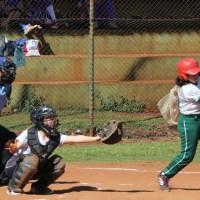Maringá bate Nikkei Curitiba e é campeão XIV Taça Brasil de Softbol Feminino Interclubes - Sub-15