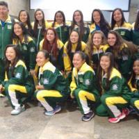 Brasil segue para o II Sul-Americano de Softbol Feminino Sub-15