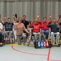 Bélgica lança competição de softbol para cadeirantes