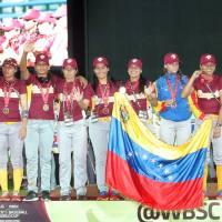 Liga de Beisebol Feminina da Venezuela está prevista para iniciar no final de abril