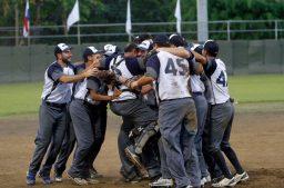 Guatemala fatura Jogos Centro-americanos de Softbol Masculino