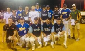 Seleção dos melhores jogadores do Campeonato Australiano Masculino