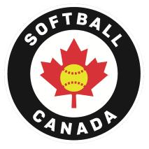 Logo da Softball Canada