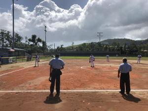 Copa WIPR Television de Soft masculino Porto Rico