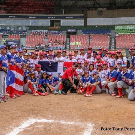 Seleção de Porto Rico e da República Dominicana classificadas para a Copa do Mundo de Beisebol Feminino