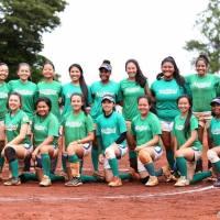 Atletas convocadas Sul-americano Sub-18 de softbol feminino