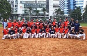 Japão é campeão do 10º Campeonato Asiático de Soft Masculino