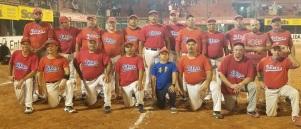 Pilar Campeão 45 anos Torneio de Slow-pitch Viva el Rio