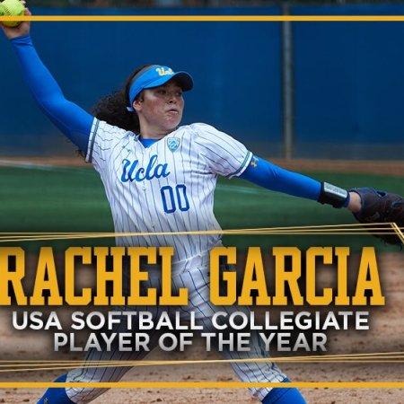 Rachel Garcia vence prêmio de Melhor Jogadora do Ano