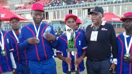 Campeonato nacional da África do Sul