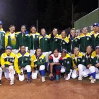 ATLETAS CONVOCADAS PARA SELETIVA DO CAMPEONATO MUNDIAL DE SOFTBOL SUB19