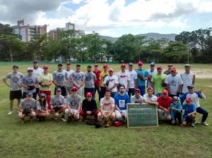 XII Torneio Interno de Softbol Floripa Ichiban