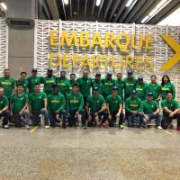 Atletas convocados para o Campeonato Sul-americano Masculino