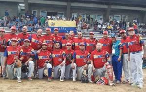 Sul-americano Monteria - Venezuela