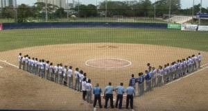 Brasil x Panamá - Sul-americano de Softbol Masculino