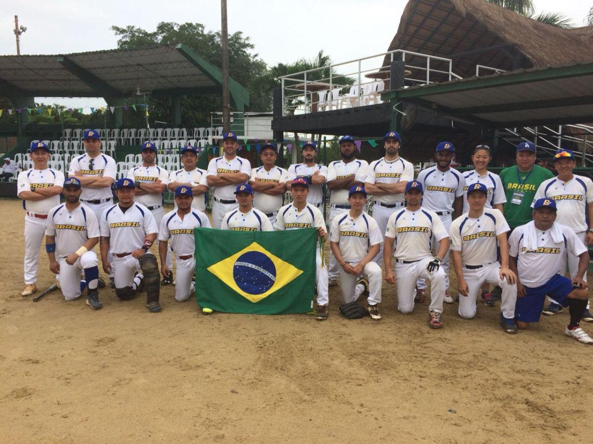 [CONVITE] Seletiva Sul-americano de Softbol Masculino Adulto