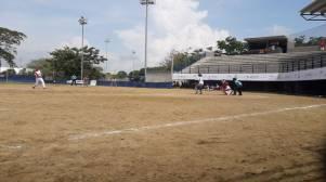Peru x Brasil - Sul-americano de Softbol Masculino