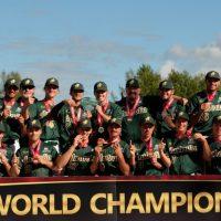 Austrália é campeã do XII Campeonato Mundial de Softbol Masculino Junior