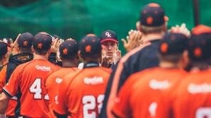 Holanda perde a final do Campeonato Europeu de Softbol Masculino