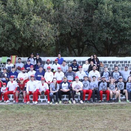 XII Torneio Interno de Softbol