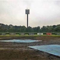 Chuva castiga e quatro jogos são adiados no Mundial de Chiba