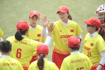 Melhor batedora da China Sonha com Olímpiadas