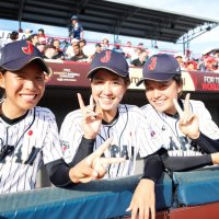 Japão, Canadá e Taiwan lideram ranking de beisebol feminino