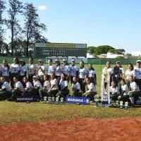 Maringá vence o XXX Campeonato Brasileiro Softbol Sub17