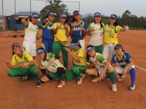 Seleção Brasileira de Softbol Adulto