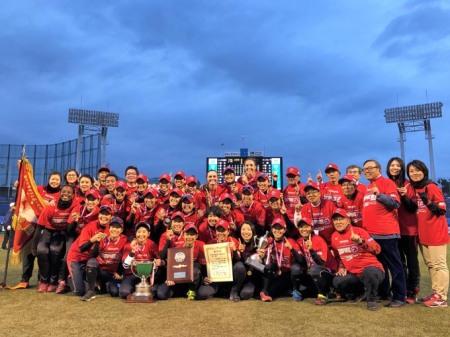 51ª Japan Women´s Softball League