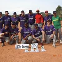 Anhanguera é Bicampeão do Campeonato Brasileiro de Softbol Masculino
