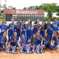 Nikkey Marília vence XXIII CAMPEONATO BRASILEIRO Sub13