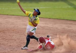 Tiemi - Seleção Brasileira de Softbol