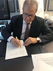 WBSC assina com Romênia