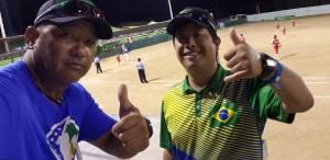 13º Campeonato Sul-americano Adulto (Indião missaki e Barão)