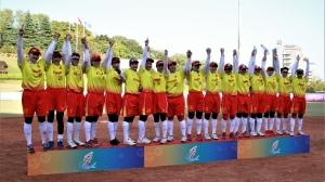 China campeã 2º Campeonato Universitário Asiático