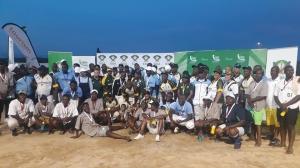 África do Sul e Botsuana classificadas para campeonatos mundiais