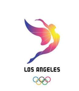 Logo Oficial Los Angeles 2028