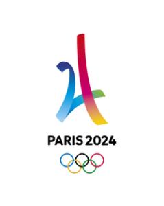 Logo Oficial Paris 2024