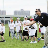 Softbol é o esporte coletivo com mais praticantes dos EUA