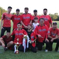 Com campanha perfeita, Sapucaia Crows é campeão do Torneio Pioneiros