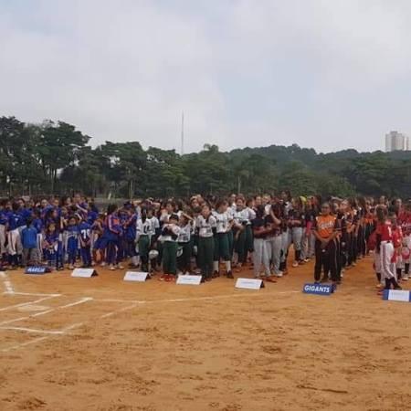 XVII Taça Brasil Softbol Feminino Inter Clubes Sub15