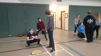 Figura 1: Clínica para Iniciantes (Surrey, Canada) - Março 2019