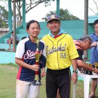 Sant´s vencem o 51º Torneio de Softbol Feminino Paraense