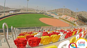 Estádio Softbol Lima2019