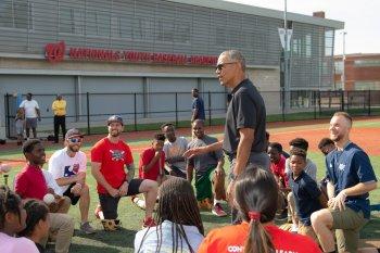 Barack Obama Nats Academy
