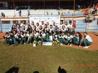 XVI Taça Brasil de Softbol feminino Sub19