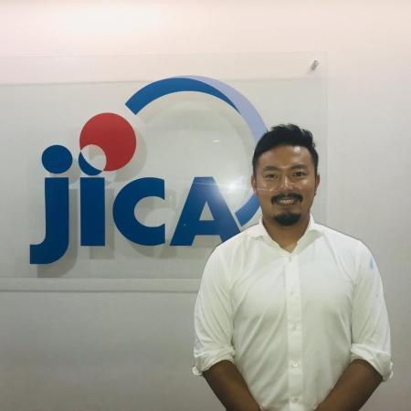 Yuta Nagaura, Coordenador JICA no Brasil